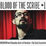 Blood of the Scribe #1: Interview with Brandon Geist of Revolver