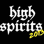 EP Stream: High Spirits – '2013'