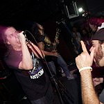 Chaos in Tejas 2013, Day 1: Benediction, No Statik, Kromosom, Power Trip, more