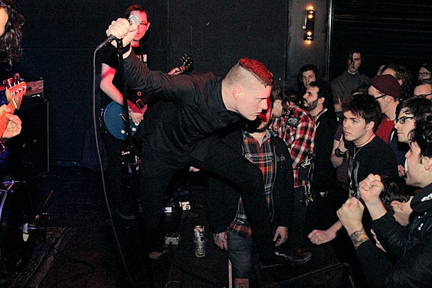 Deafheaven at St Vitus