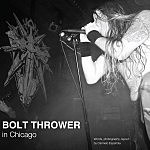 Live: Bolt Thrower in Chicago