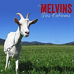 Melvins announce 'Tres Cabrones' with original drummer Mike Dillard