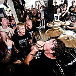 Pig Destroyer tomorrow: show up early
