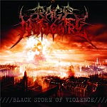 Album Debut: Rage Nucléaire – 'Black Storm of Violence'