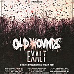 Invisible Oranges Presents: Old Wounds and Exalt on Tour