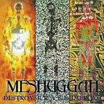 Twenty Against Ten (years later) – Meshuggah from Destroy Erase Improve to Catch Thirtythree